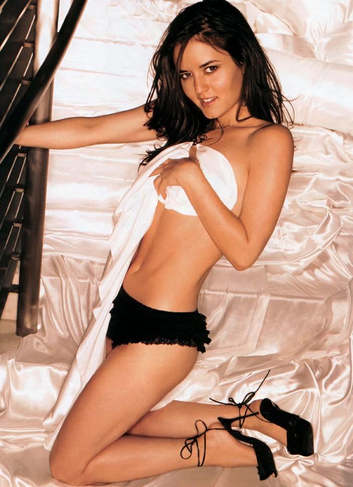 Warm Nude Photos Of Danica Mackellar Photos