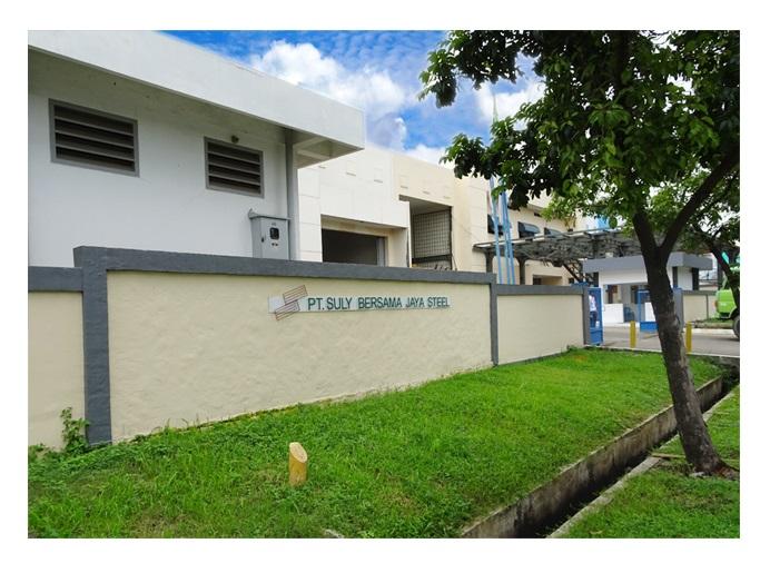 Loker Via Email Cikarang Lulusan SMA/ K sederajat Untuk PT.Suly Bersama Jaya Steel