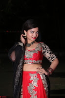 Sirisha Dasari in Red Ghagra Backless Choli ~  019.JPG