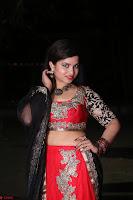 Sirisha Dasari in Red Ghagra Backless Choli ~  019.JPG