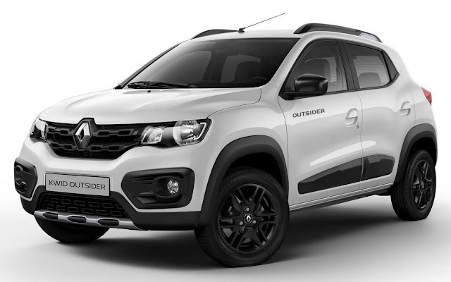 Novo Renault Kwid Outsider 2020: preço parte de R$ 42.990 reais