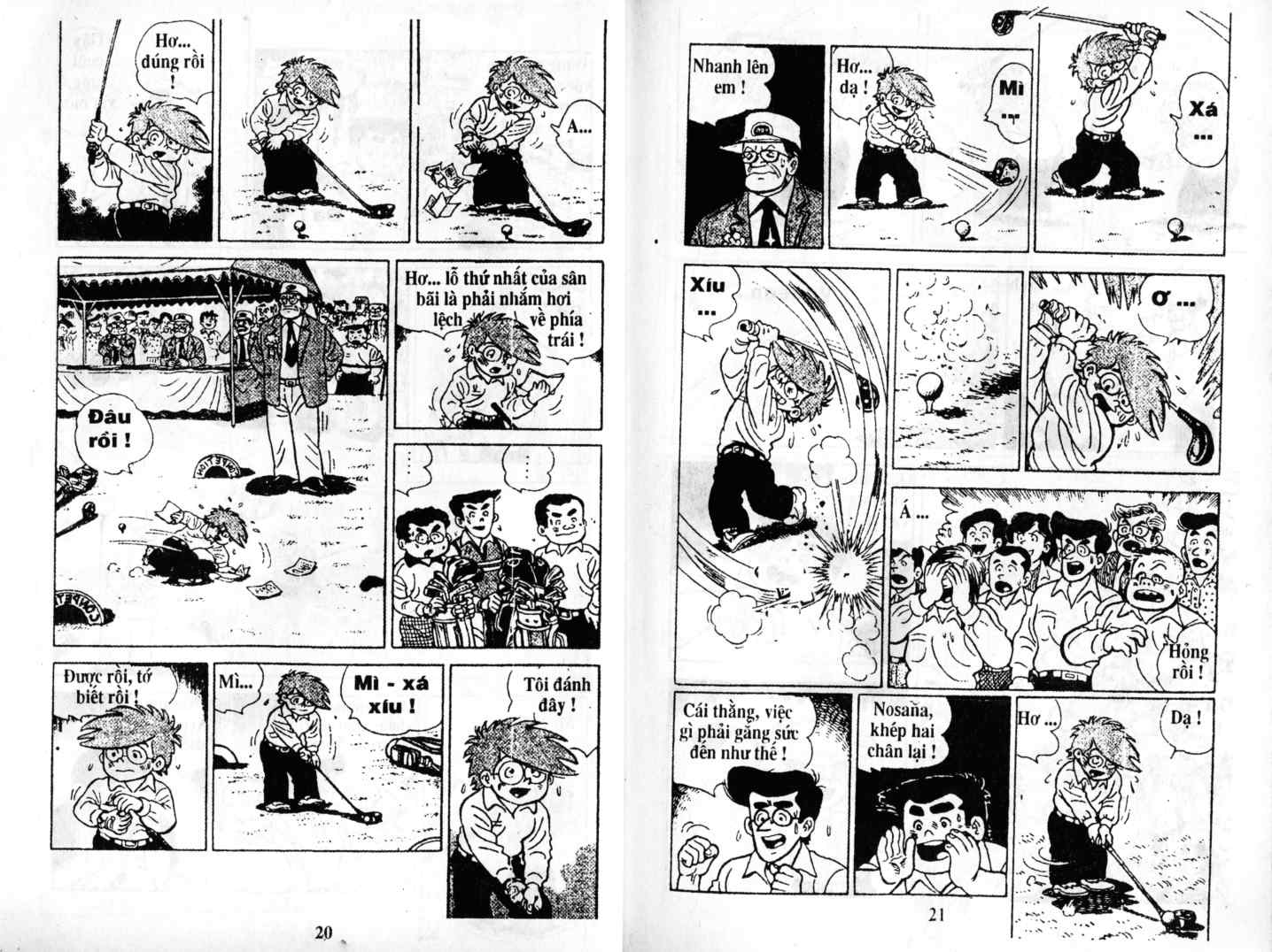 Ashita Tenki ni Naare chapter 3 trang 9
