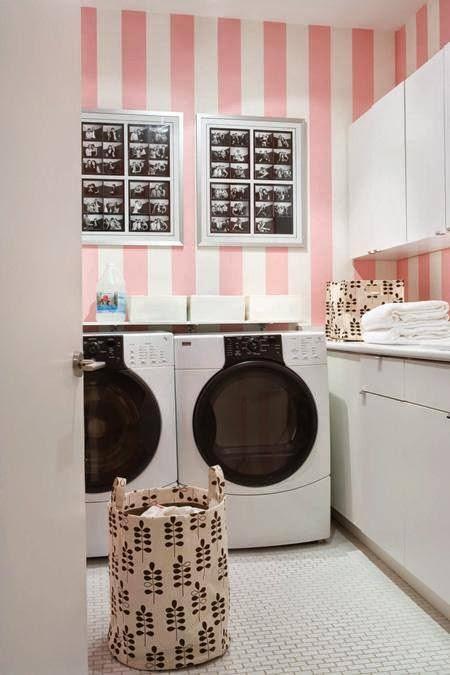 lavanderia rosa