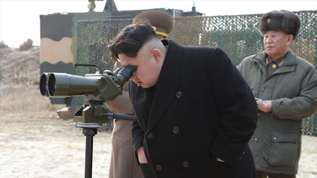 Pyongyang a EEUU: sus bombarderos no serán ignorados por nosotros