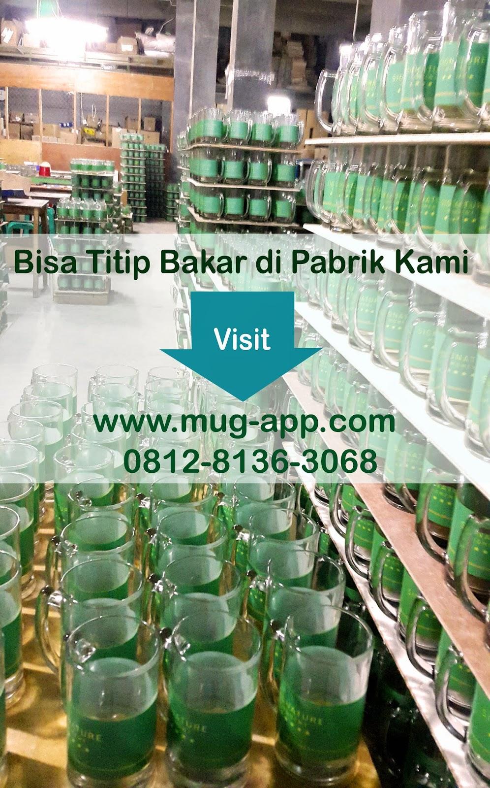 Jasa Titip bakar Mug Keramik