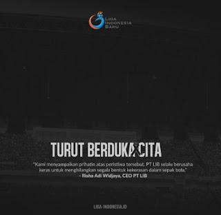 Pernyataan Sikap PSSI & PT Liga Terkait Pengeroyokan Suporter Persija di GBLA