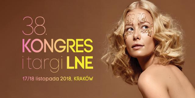 Międzynarodowy Kongres Kosmetyczny i Targi Beauty LNE w Krakowie!