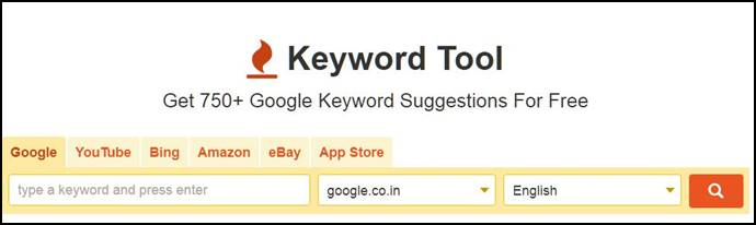 keyword tool io Best Seo Keyword Research Tool Blogger Ke Liye.