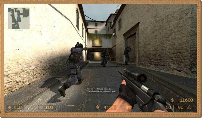 Steam Counter Strike Source