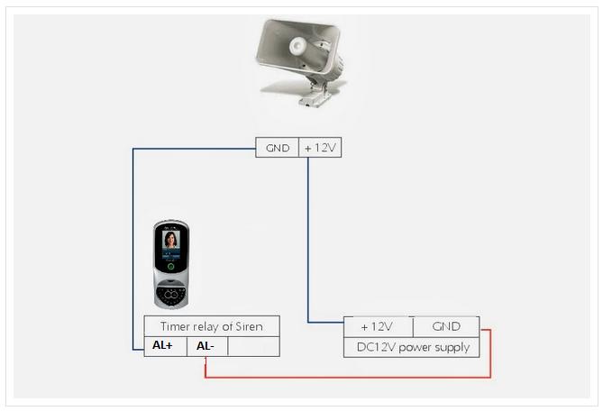 Customizing External Siren For Face ID 2 & Face ID 3