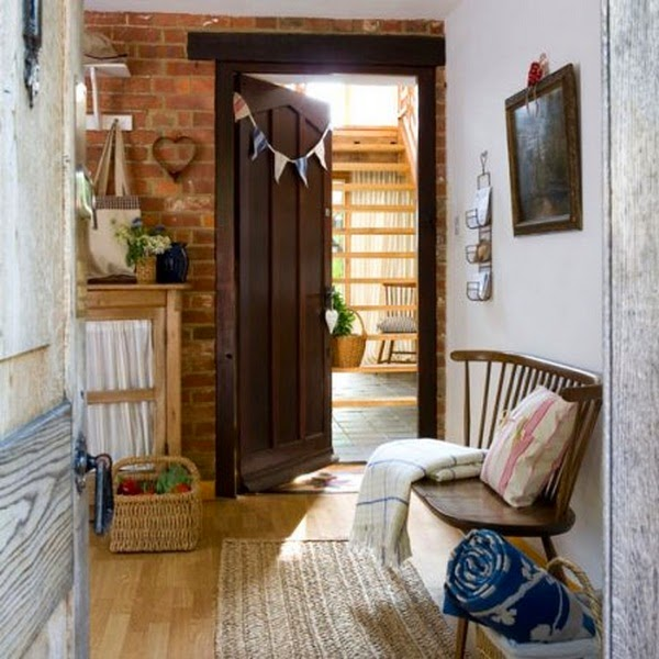 Decorating Ideas For Hallway