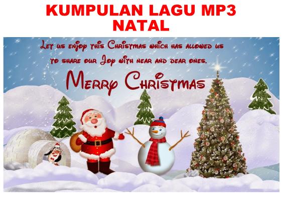 Kumpulan Lagu Natal Terbaru