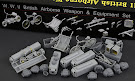 Bronco's 1/35th scale World War II British Airborne Weapon & equipment Set