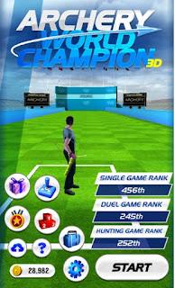 Archery World Champion 3D Mod Apk v1.0.9 Game memanah