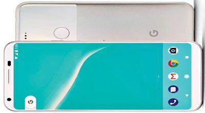 Fish named Google smartphones