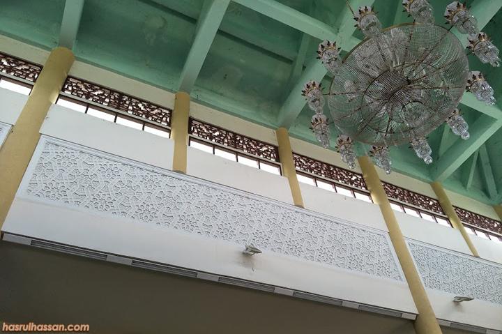 Masjid Jubli Perak Sultan Ismail Petra, Rantau Panjang