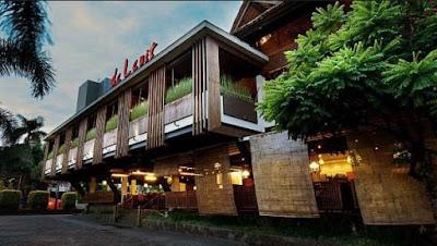 Alamat Restoran De Leuit Bogor