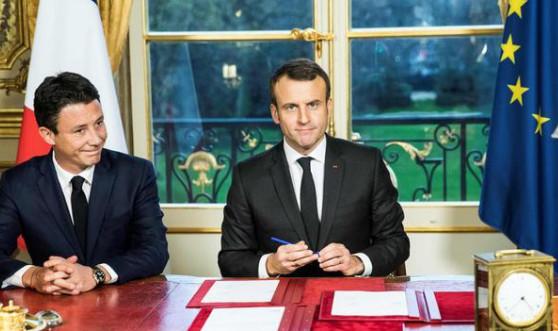 OULAD BARHIL.COM - Emmanuel Macron annonce la suppression de la taxe d'habitation à partir de 2020