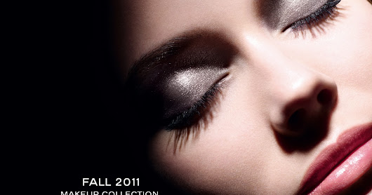 ILLUSIONS D'OMBRES de Chanel collection A/W 2011 | Fashion Smiling