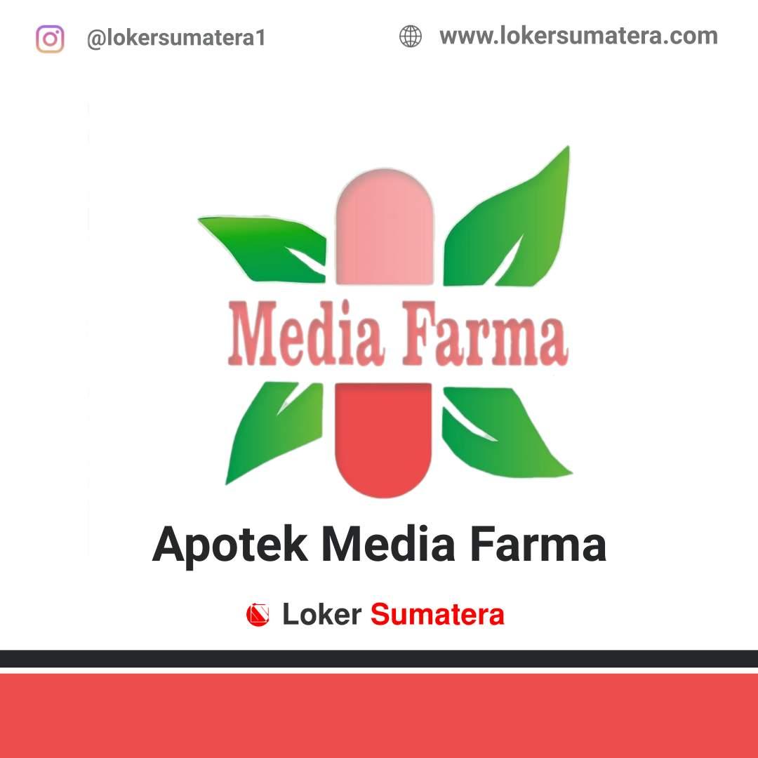 Lowongan Kerja Padang: Apotek Media Farma September 2020