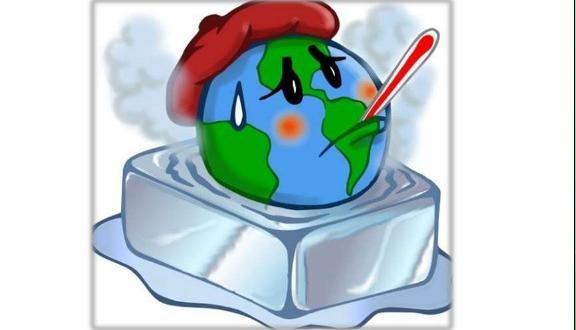 calentamiento global para niños y niñas