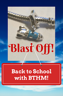 blast off back to school banner