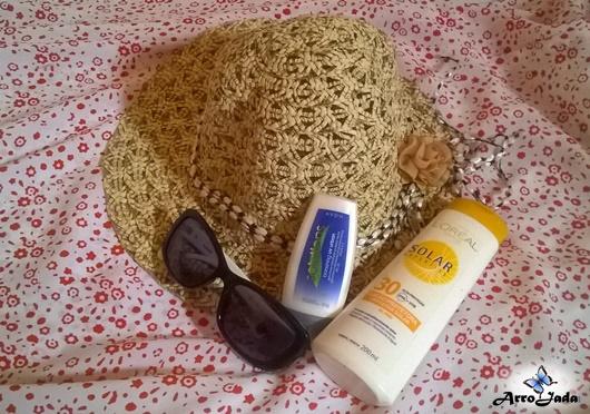 Proteção contra o sol