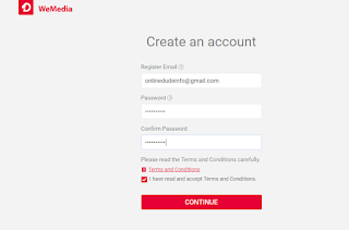 create newsdog account
