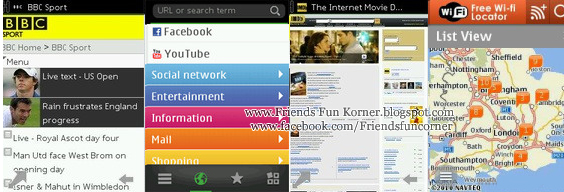 Nokia Released S40 Web Browser New Version v2 0 Download