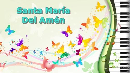 Santa Maria Del Amen