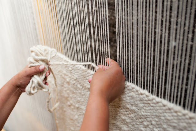 Wool Area Rugs Hand-Woven 6