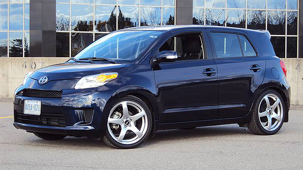 Scion Tc Performance Parts >> Car Site, News Car, Review Car, Picture and More: 2011 Scion xD