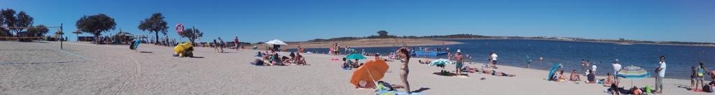 Praia Fluvial de Monsaraz