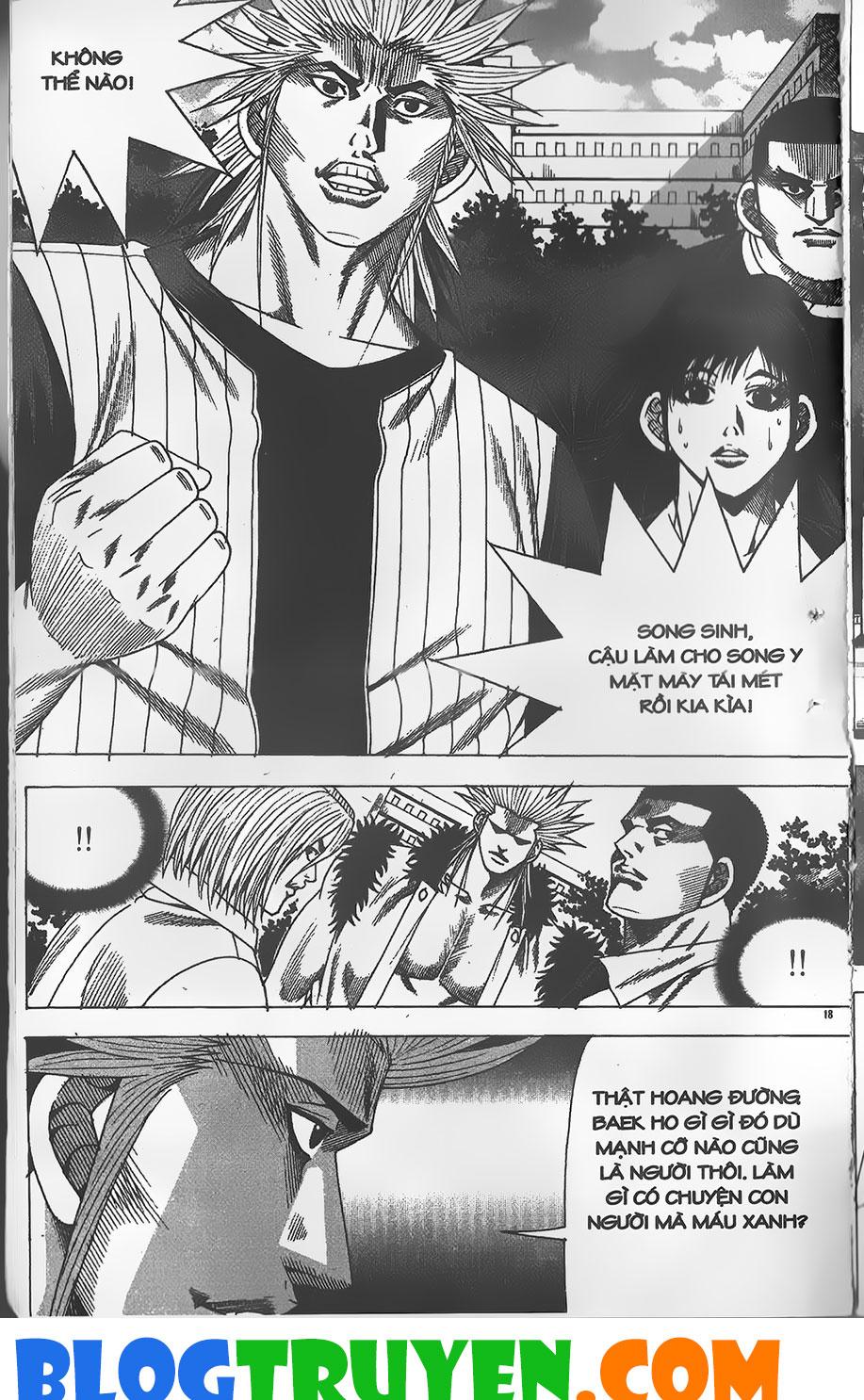 Bitagi - Anh chàng ngổ ngáo chap 267 trang 13