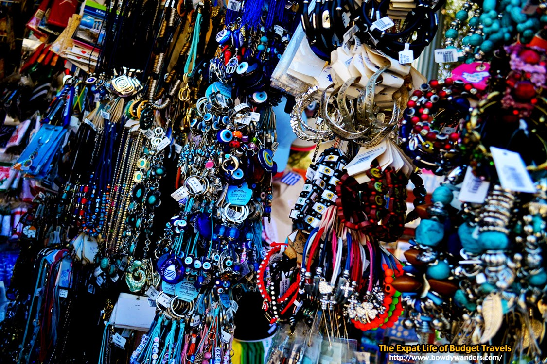 bowdywanders.com Singapore Travel Blog Philippines Photo :: Greece :: Greek Souvenirs Are A Must-Find For Trinket Fans