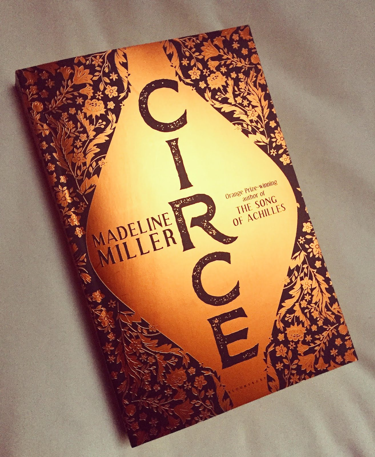 Circe By Madeline Miller Book Review 2018 Electric Sunrise