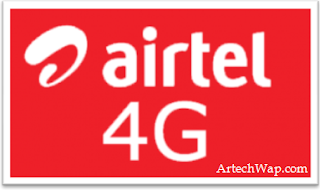 Airtel Giving 4GB 3G/4G Data Free (All User)