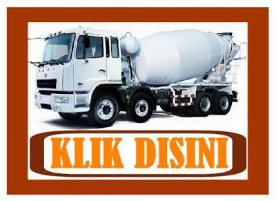 harga ready mix k 300, harga beton cor k 300, harga beton ready mix k 300 per m3 / kubik