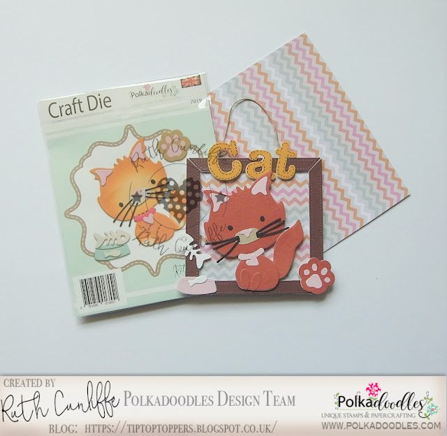 Wk 26 ~ Polkadoodles Crafting ~ Anything Goes Challenge