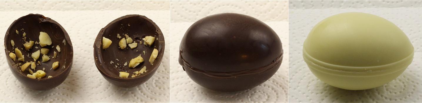 Anleitung Selbstgemachte Schokoladeneier 4