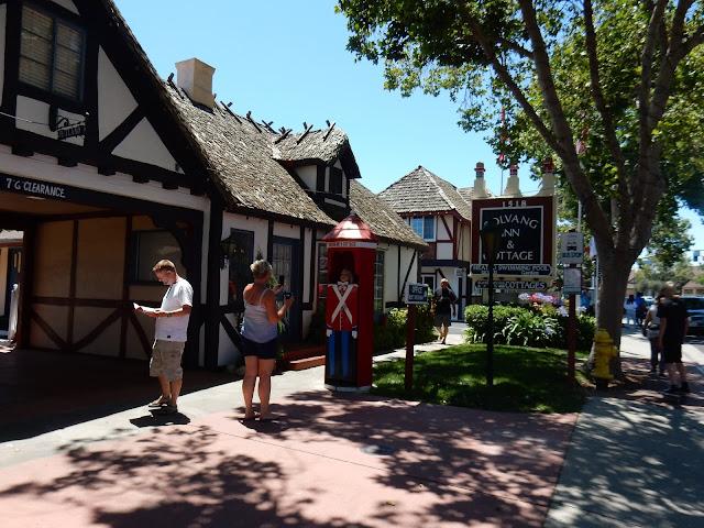 Solvang, Pequeña Dinamarca, California, Elisa N, Blog de Viajes