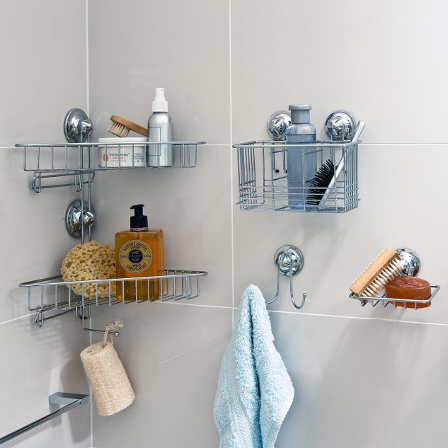 13 practical ideas that will help you with bathroom for Bathroom storage ideas b q