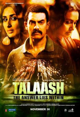 Talaash Hint Filmi Konusu ve Fragmanı