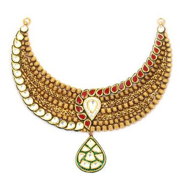 Gold Neckalce   by VelvetCase.com- Rs. 3,58,039