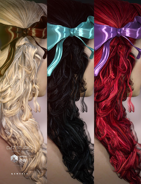 Colors for Fayette Hair