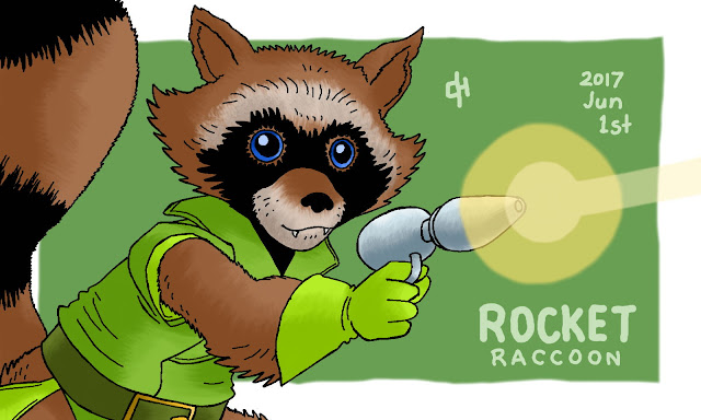 Marvel, Rocket Raccoon