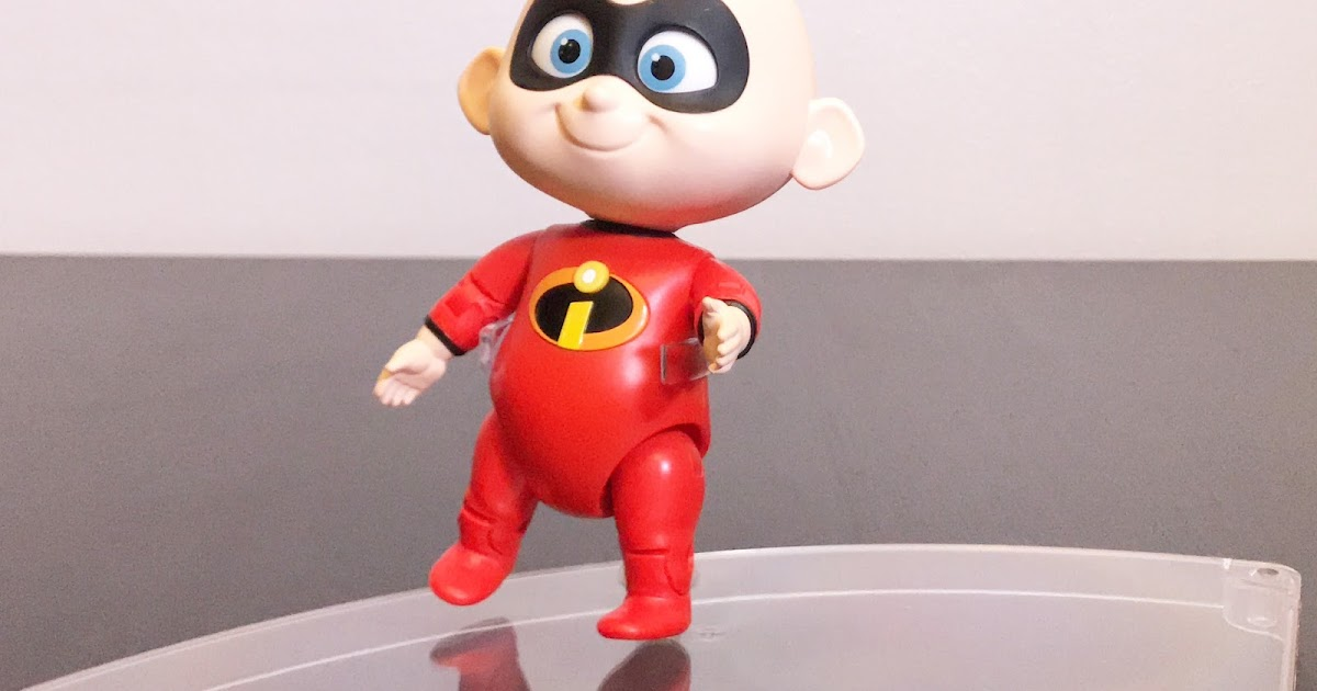 Jack-Jack/' Talking Action Figure play New The Incredibles Kids /'Incredibles 2