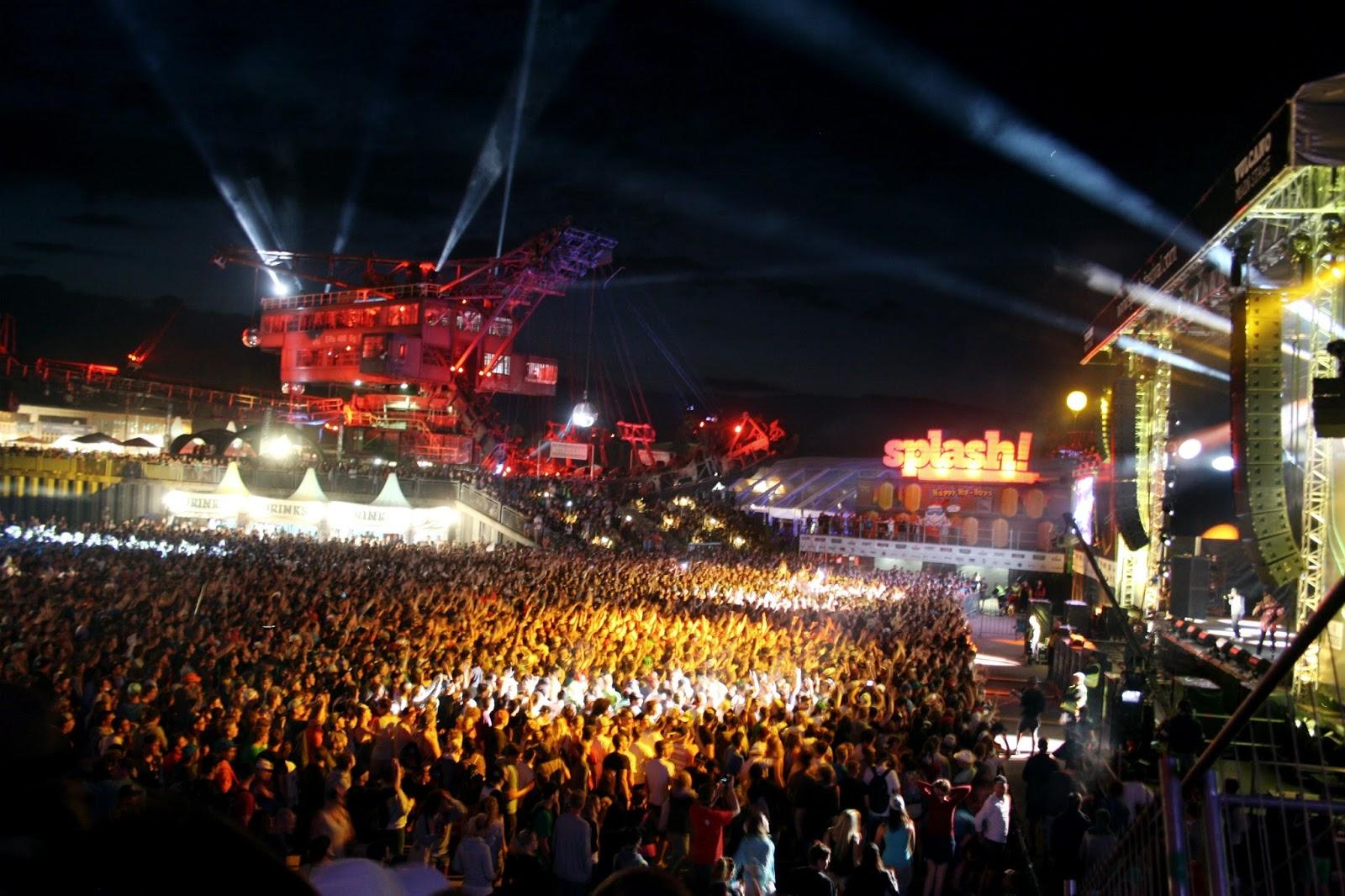 Festival Splash