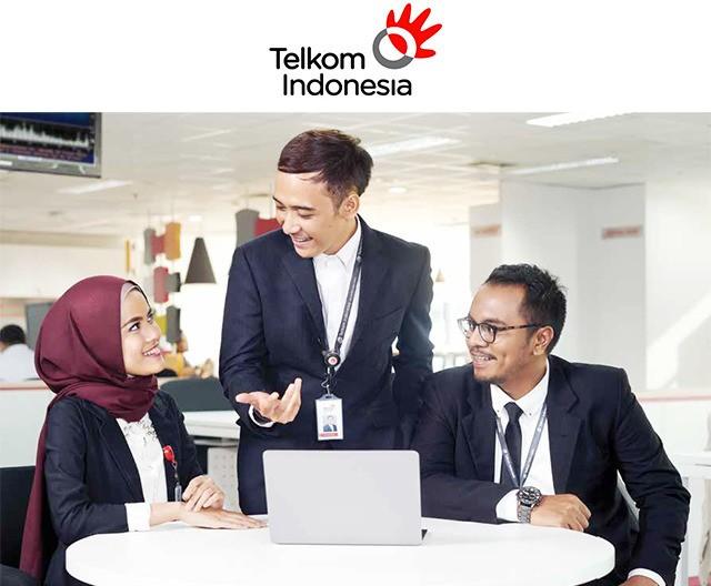 Lowongan Kerja SMA SMK D3 S1 S2 TELKOM INDONESIA Via Rekrut Besama FHCI BUMN