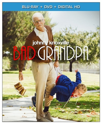 Jackass Presents: Bad Grandpa 1080p Latino Dual